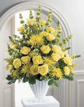 Samsun çiçek mağazası , çiçekçi adresleri  sari güllerden sebboy tanzim çiçek siparisi