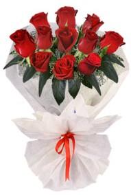 11 adet gül buketi  Samsun yurtiçi ve yurtdışı çiçek siparişi  kirmizi gül