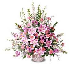 Samsun çiçek mağazası , çiçekçi adresleri  Tanzim mevsim çiçeklerinden çiçek modeli