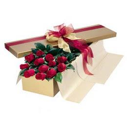 Samsun çiçek gönderme sitemiz güvenlidir  10 adet kutu özel kutu