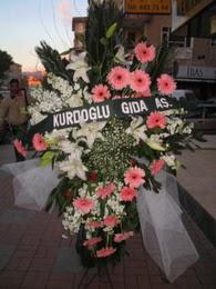 kazablanka,gerbera,sebboy ferforje  Samsun çiçek servisi , çiçekçi adresleri