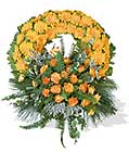 cenaze çiçegi celengi cenaze çelenk çiçek modeli  Samsun online çiçek gönderme sipariş