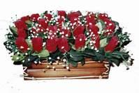 yapay gül çiçek sepeti   Samsun online çiçekçi , çiçek siparişi