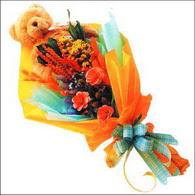 ayicik gül ve kir çiçekleri   Samsun çiçek servisi , çiçekçi adresleri