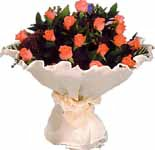 11 adet gonca gül buket   Samsun online çiçek gönderme sipariş