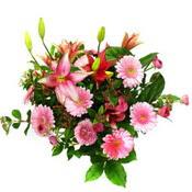 lilyum ve gerbera çiçekleri - çiçek seçimi -  Samsun cicekciler , cicek siparisi