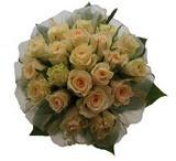 12 adet sari güllerden buket   Samsun çiçek yolla