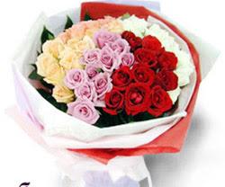 SEVENLERE ÖZEL 51 ADET GÜL  Samsun kaliteli taze ve ucuz çiçekler
