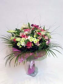 Samsun çiçek online çiçek siparişi  karisik mevsim buketi mevsime göre hazirlanir.