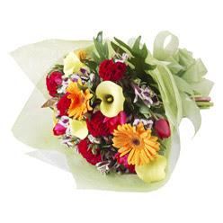 karisik mevsim buketi   Samsun çiçekçiler