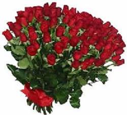 51 adet kirmizi gül buketi  Samsun güvenli kaliteli hızlı çiçek