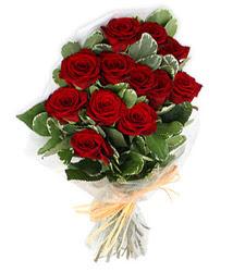 Samsun internetten çiçek siparişi  9 lu kirmizi gül buketi.