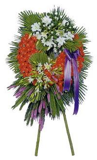 Samsun İnternetten çiçek siparişi  cenaze çelengi