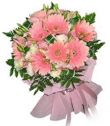 Samsun çiçek gönderme sitemiz güvenlidir  Karisik mevsim çiçeklerinden demet