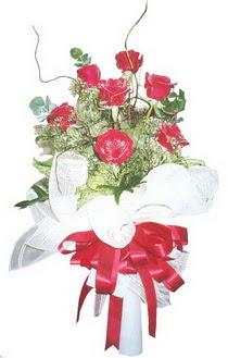 Samsun çiçek mağazası , çiçekçi adresleri  7 adet kirmizi gül buketi