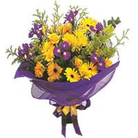 Samsun online çiçek gönderme sipariş  Karisik mevsim demeti karisik çiçekler