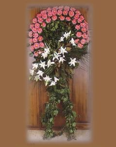 Samsun cicek , cicekci  Cenaze çelenk , cenaze çiçekleri , çelengi