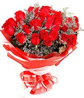 11 adet kaliteli görsel kirmizi gül  Samsun uluslararası çiçek gönderme
