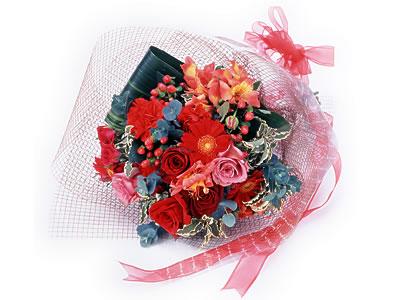 Karisik buket çiçek modeli sevilenlere  Samsun çiçek yolla