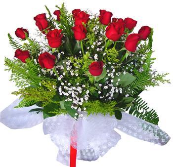 11 adet gösterisli kirmizi gül buketi  Samsun kaliteli taze ve ucuz çiçekler