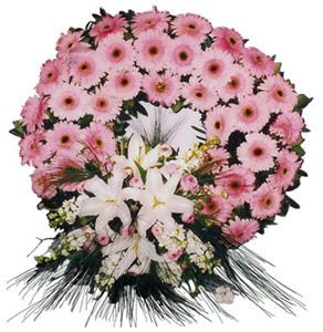 Cenaze çelengi cenaze çiçekleri  Samsun online çiçekçi , çiçek siparişi