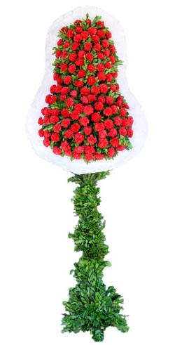 Dügün nikah açilis çiçekleri sepet modeli  Samsun çiçek siparişi vermek