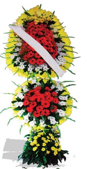 Dügün nikah açilis çiçekleri sepet modeli  Samsun cicek , cicekci