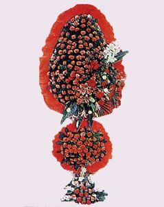 Dügün nikah açilis çiçekleri sepet modeli  Samsun cicekciler , cicek siparisi