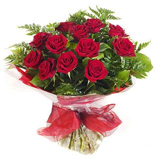 Ucuz Çiçek siparisi 11 kirmizi gül buketi  Samsun çiçek , çiçekçi , çiçekçilik