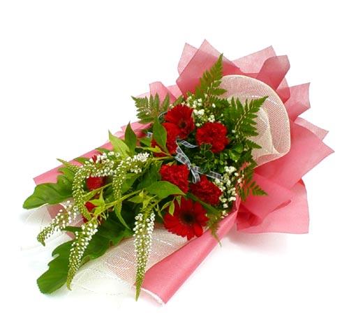 Karisik çiçek buketi mevsim buket  Samsun çiçek mağazası , çiçekçi adresleri