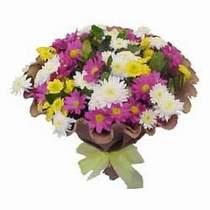 Samsun uluslararası çiçek gönderme  Mevsim kir çiçegi demeti