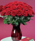 Samsun çiçek , çiçekçi , çiçekçilik  11 adet Vazoda Gül sevenler için ideal seçim
