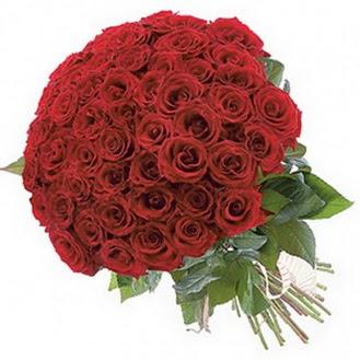 Samsun çiçek siparişi sitesi  101 adet kırmızı gül buketi modeli