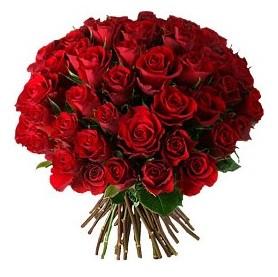 Samsun anneler günü çiçek yolla  33 adet kırmızı gül buketi