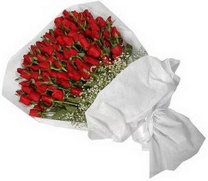 Samsun çiçek siparişi vermek  51 adet kırmızı gül buket çiçeği