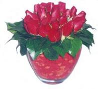 Samsun İnternetten çiçek siparişi  11 adet kaliteli kirmizi gül - anneler günü seçimi ideal