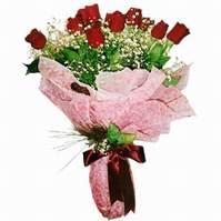 Samsun çiçek mağazası , çiçekçi adresleri  12 adet kirmizi kalite gül