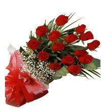 15 kırmızı gül buketi sevgiliye özel  Samsun online çiçek gönderme sipariş