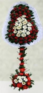 Samsun kaliteli taze ve ucuz çiçekler  çift katlı düğün açılış çiçeği