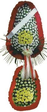 Çift katlı düğün açılış çiçeği  Samsun ucuz çiçek gönder