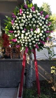 Samsun yurtiçi ve yurtdışı çiçek siparişi  Cenaze Çelengi  Samsun çiçek mağazası , çiçekçi adresleri