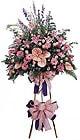 Samsun çiçek siparişi sitesi   Ferforje Pembe kazablanka