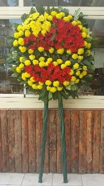 Cenaze çelengi çiçek modeli  Samsun hediye çiçek yolla