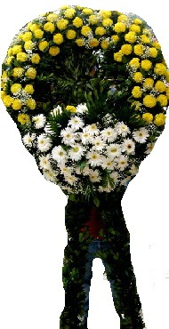 Cenaze çiçek modeli  Samsun yurtiçi ve yurtdışı çiçek siparişi