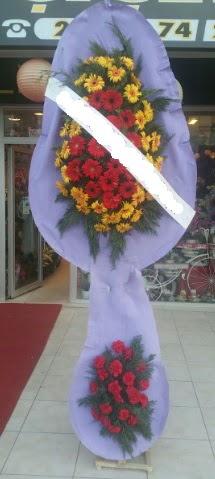 Çift katlı nikah düğüne çiçek modeli  Samsun yurtiçi ve yurtdışı çiçek siparişi