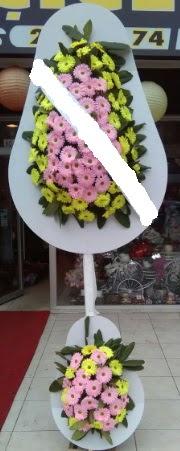 Çift katlı düğün nikah açılış çiçeği  Samsun çiçekçi telefonları