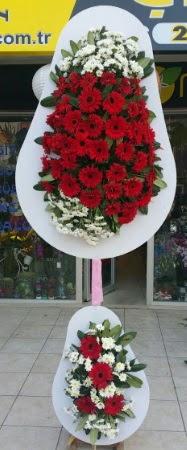 Çift katlı düğün nikah işyeri açılış çiçeği  Samsun çiçek siparişi vermek