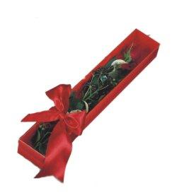 Samsun çiçek , çiçekçi , çiçekçilik  tek kutu gül sade ve sik