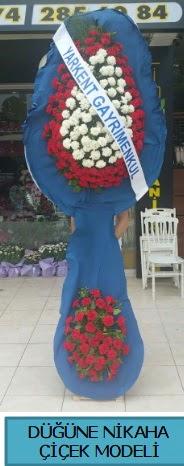 Düğüne nikaha çiçek modeli  Samsun 14 şubat sevgililer günü çiçek
