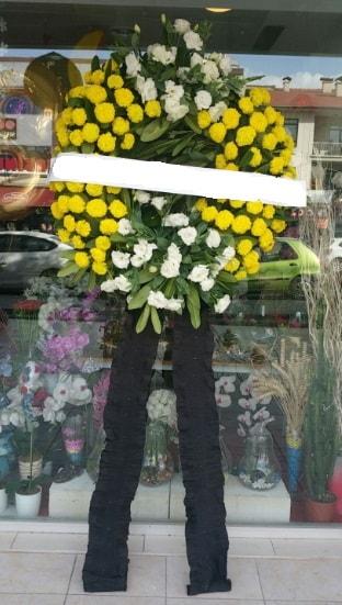 Cenaze çiçek modeli cenaze çiçeği  Samsun uluslararası çiçek gönderme